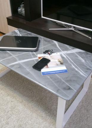 Эксклюзив! Журнальный стол из эпоксидной смолы! Resin Art!