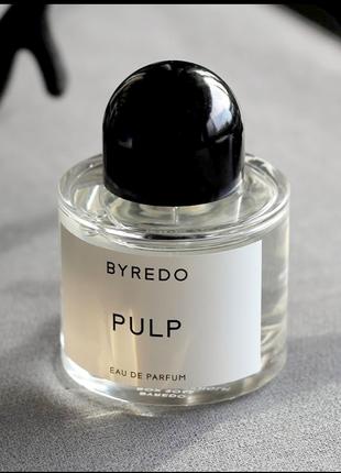 Byredo Pulp Оригинал EDP  3 мл Затест_парф.вода