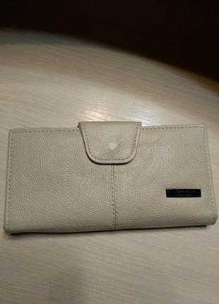 Кожаный кошелек lorenz