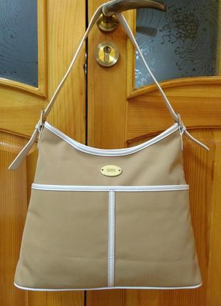 Лето! удобная сумка franco sarto