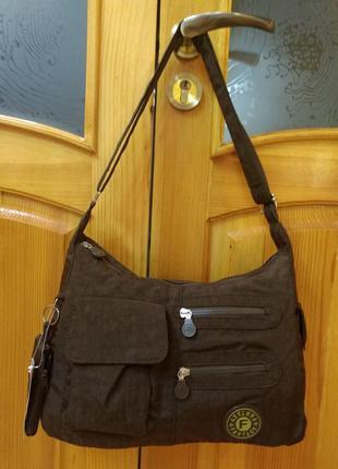 Новая удобная спортивная сумка fantasy + кошелек брелок