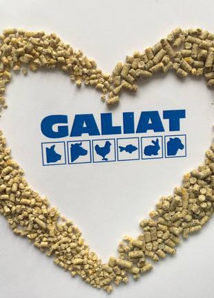 Комбикорма для сельскохозяйственных животных ТМ Галиат