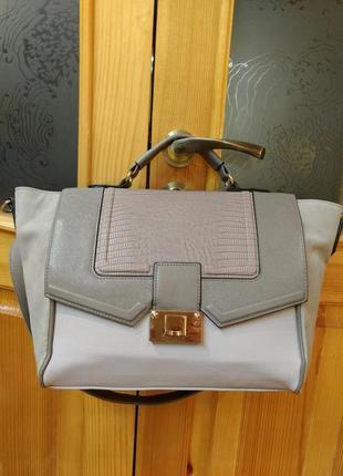 Модная  деловая сумка new look