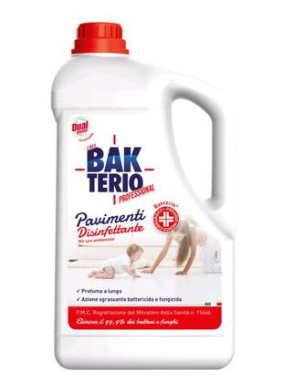Средство для мытья пола Bacterio Disinfettante 5 л