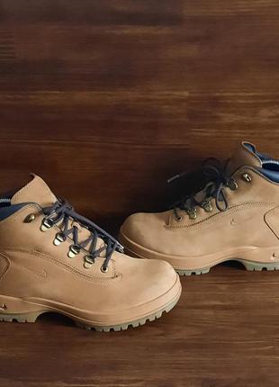 Мужские ботинки nike air acg boots оригинал демисезон натураль...