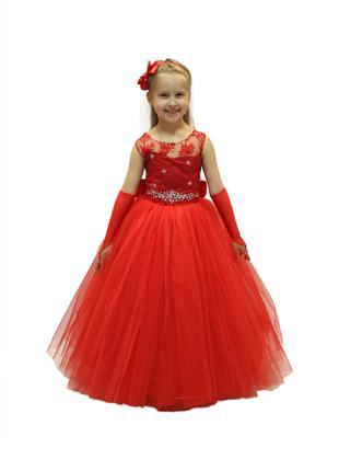 Платье для девочки на прокат