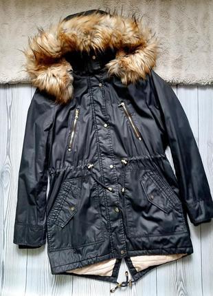 Куртка парка george размер 40 l
