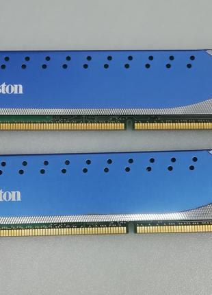 Память для компьютера 4GB(набор из 2*2GB) DDR3-1600 Kingston KHX1