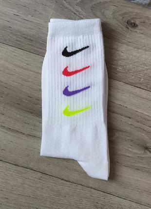 12 пар 🏒 упаковка носков nike высокие носочки найк