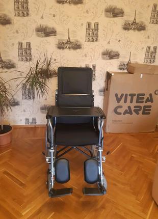 Інвалідний візок стабілізуючий голову та спину. Інвалідна коляска