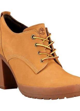 Р.37-40. timberland camdale oxford. кожаные ботинки, ботильоны...