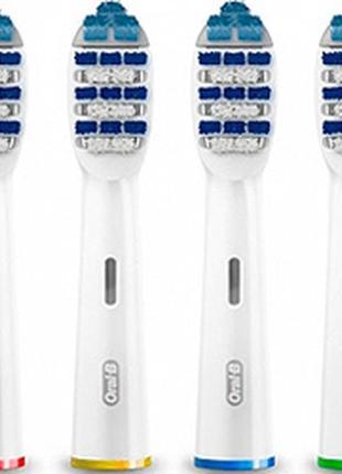 Braun Oral-B Trizone, 4 шт насадки на Зубные электро щетки
