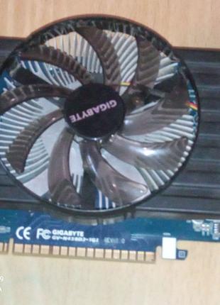 Відеокарта Nvidia geforce gts 450 1gb