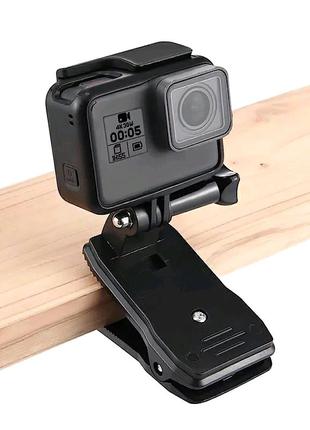 Прищепка для крепления экшн фото камеры аксессуары для экшн камер