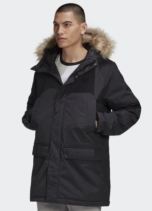 Парка ,куртка ,пуховик Adidas Originals PAD FUR PARKA, оригинал