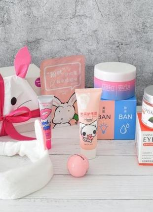 """Подарочный набор pink marshmallows серия """"справжній красуні"""""""