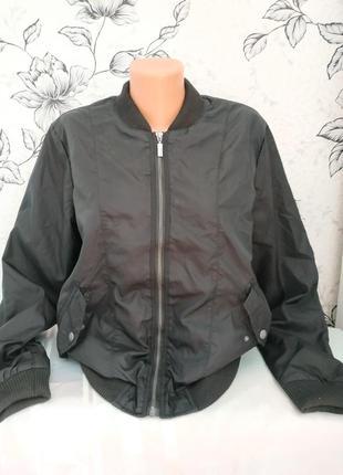 Куртка - бомбер женская blue motion оригинал р.46/48