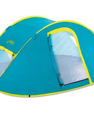 Палатка четырехместная Bestway 68087 Cool Mount, палатки