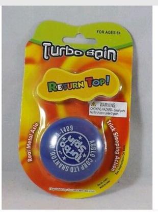 Йо йо Turbo Spin Agglo Corporation Yoyo Металлическая ось