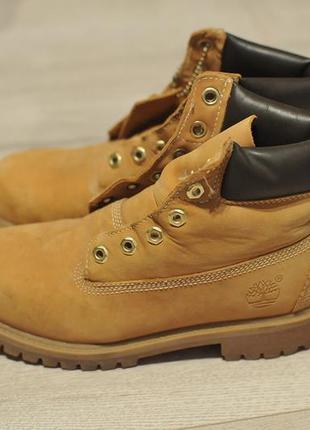 Черевики ботинки timberland - 37 - 23 см