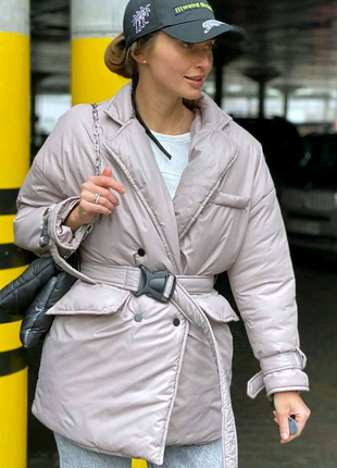 Куртка плащевая
