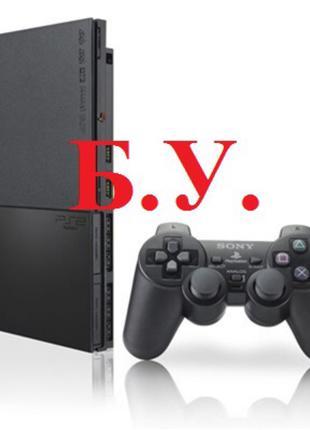 Игровая приставка Sony PlayStation 2 Slim