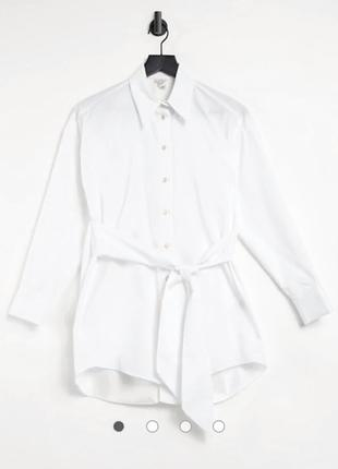 Женская рубашка большого размер