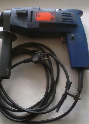 дрель электрическая ударная. REBIR TRU2-13E.