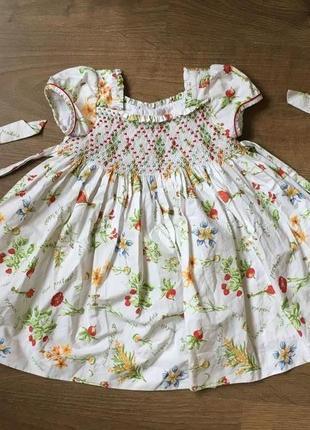 Платье froggy на 2-3 года