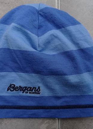 Детская шапка bergans of norway