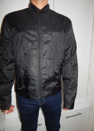 Day куртка ветровка мужская модная рl/xl eur50 чёрная