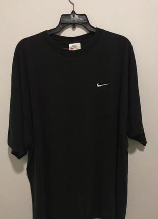 Винтажная футболка Nike
