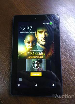 """Планшет Amazon Kindle Fire 7"""" SV98LN из США.(2015 год 5Gen)"""