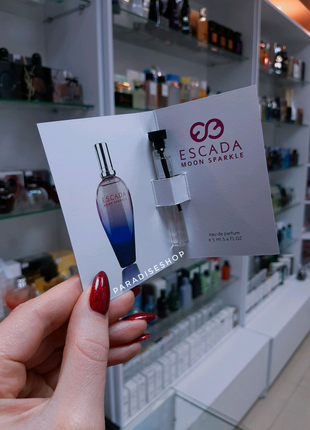 Escada Moon Sparkle 5 ml !