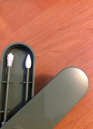 Многоразовые ушные палочки ecoswabs eco эко палочки