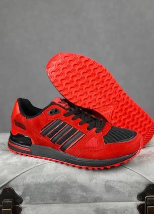 Кроссовки мужские adidas zx 750 красные / кросівки чоловічі...