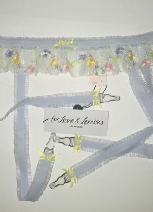 Подвязка палома victoria's secret