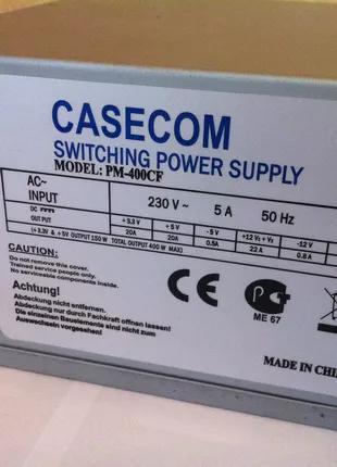 Блок питания Casecom PM-400CF