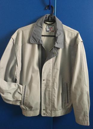 Мужская ветровка куртка размер l xl