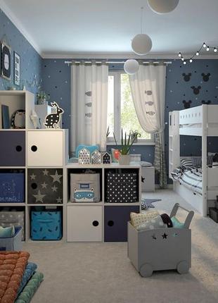 Дизайн интерьера для малыша (подростка)