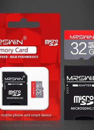 Карта Памяти 32Gb MicroSD 10Class