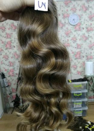 S 3 шикарнейший славянский волос 49 см