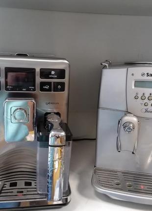 Ремонт кофемашин и кофеварок Saeco Delonghi.