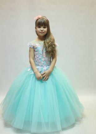 Прокат выпускного платья для девочки