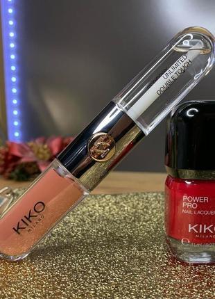Новый набор kiko milano