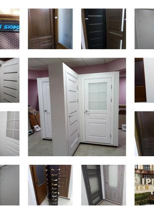 """Двери межкомнатные от ТМ """"Галерея дверей"""""""