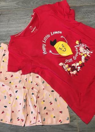 Пижама lupilu с шортами