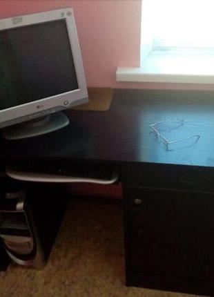 Компьютер с беспроводной клавиатурой и мышкой бу под ремонт