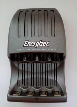 Зарядное устройство ENERGIZER быстрое 15 минут + шнур от прику...