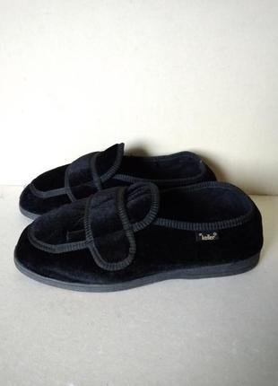 Р 42-43 / 29 см закрытые тапки туфли ортопедические диабетичес...